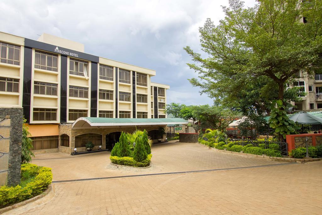 Pine Cone Hotel Kisumu Bechy Tours Travel Ltd